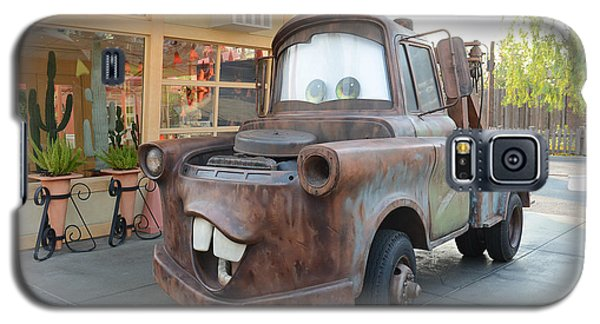 Galaxy S5 Case featuring the photograph Tow Mater by Michael Albright