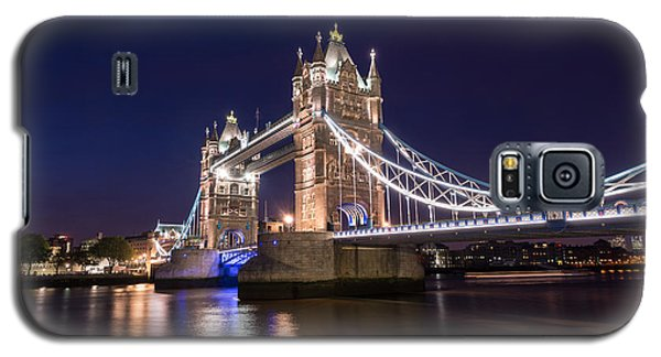 Tower Bridge Galaxy S5 Case by Matt Malloy