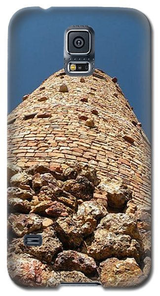 Galaxy S5 Case featuring the photograph Towering Stones by Carlee Ojeda