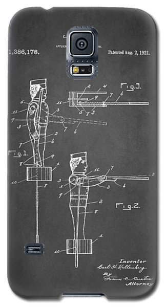Toy Soldier Patent 1921 Galaxy S5 Case