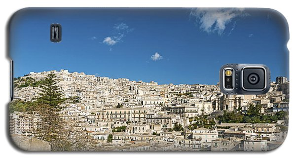 Traditional Houses Of Modica In Sicily Italy Galaxy S5 Case