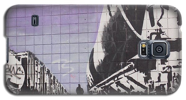 Train Graffiti  Galaxy S5 Case