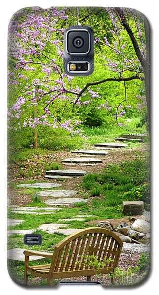 Tranquility Galaxy S5 Case by Living Color Photography Lorraine Lynch