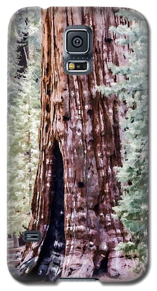 Tree Trunk Galaxy S5 Case