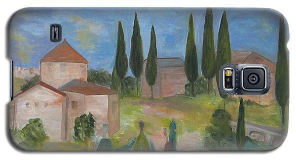 Tres Visitas En Segovia Galaxy S5 Case