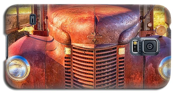 International Rust Galaxy S5 Case