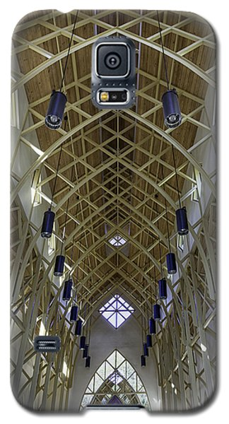 Trussed Arches Of Uf Chapel Galaxy S5 Case