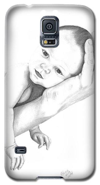 Trusting Innocence Galaxy S5 Case by Patricia Hiltz