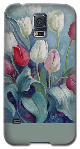 Tulips Galaxy S5 Case by Elena Oleniuc