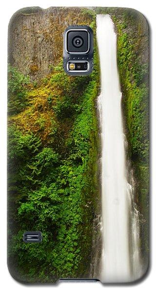 Tunnel Falls  Galaxy S5 Case by Jeff Swan