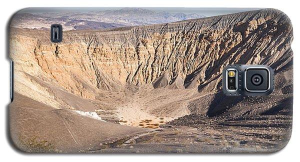 Ubehebe Crater Galaxy S5 Case by Muhie Kanawati