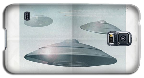 Ufo Sighting Galaxy S5 Case