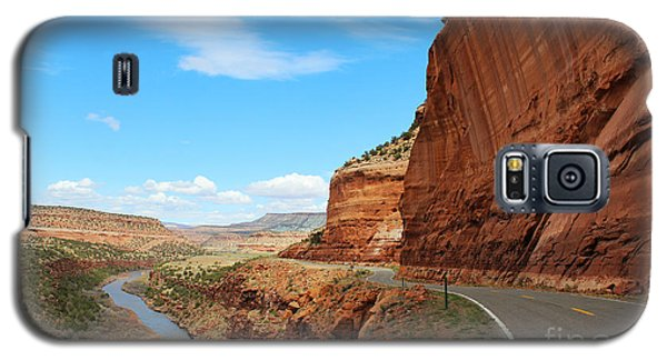Unaweep Tabeguache Scenic Byway Galaxy S5 Case