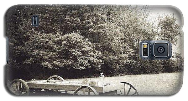 Ohio Galaxy S5 Case - Uncle Robert's Wagon by Natasha Marco
