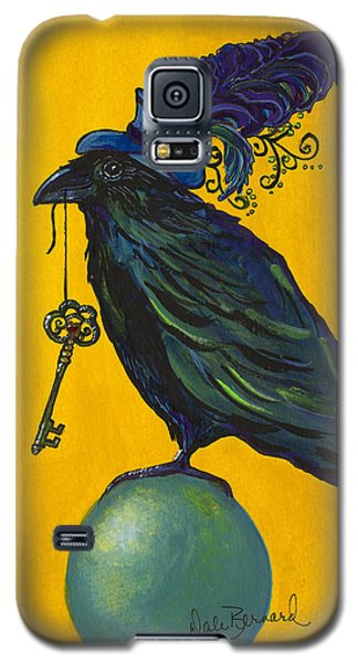 Uncommon Raven Love 2 Galaxy S5 Case