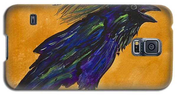 Uncommon Raven Love 3 Galaxy S5 Case