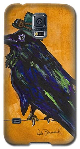 Uncommon Raven Love 4 Galaxy S5 Case