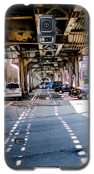 Under The L Tracks Galaxy S5 Case