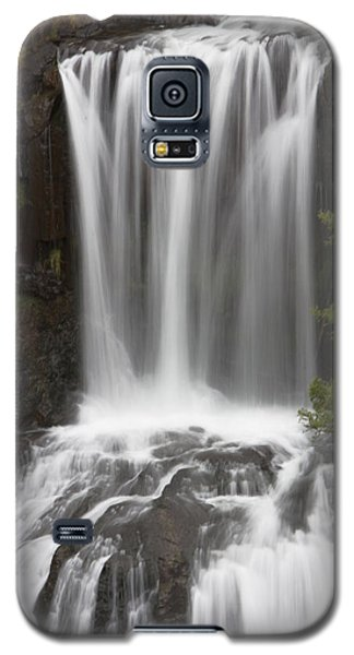 Galaxy S5 Case featuring the photograph Undine Falls by Gerry Sibell