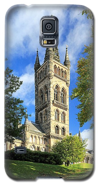 University Of Glasgow Galaxy S5 Case by Grant Glendinning