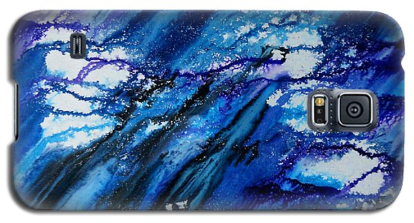 Blue Wind Galaxy S5 Case