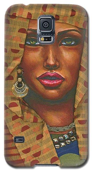 Headwrap Galaxy S5 Case by Alga Washington