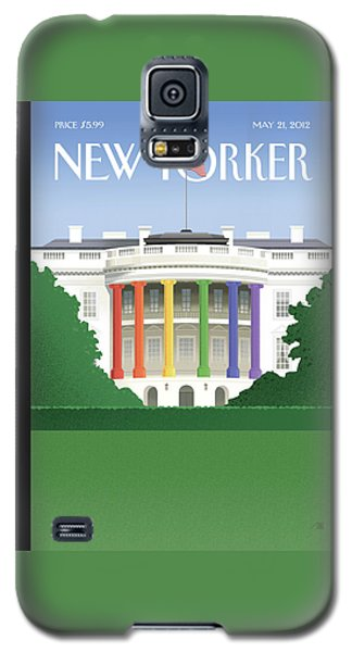 New Yorker May 21st, 2012 Galaxy S5 Case