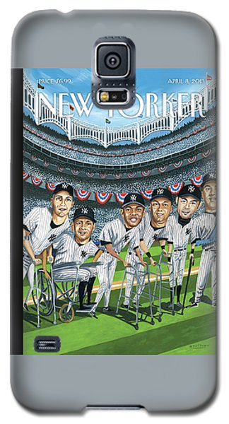 New Yorker April 8th, 2013 Galaxy S5 Case