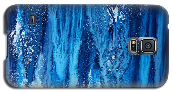Snow Fall Galaxy S5 Case
