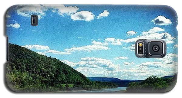 Sky Galaxy S5 Case - Upstate Ny by Mike Maher