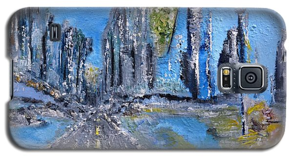 Urban Galaxy S5 Case by Evelina Popilian