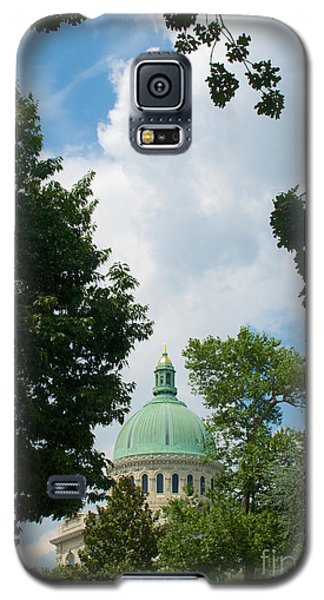 Us Naval Academy Chapel Dome Galaxy S5 Case