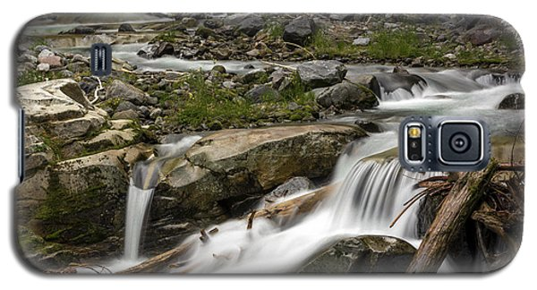 Van Trump Creek Mount Rainier National Park Galaxy S5 Case