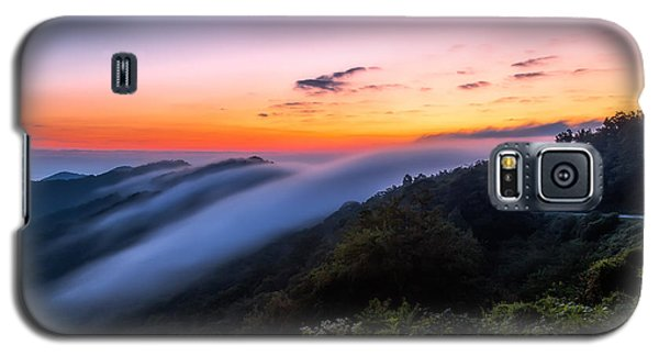 Veils Of The Valley Galaxy S5 Case