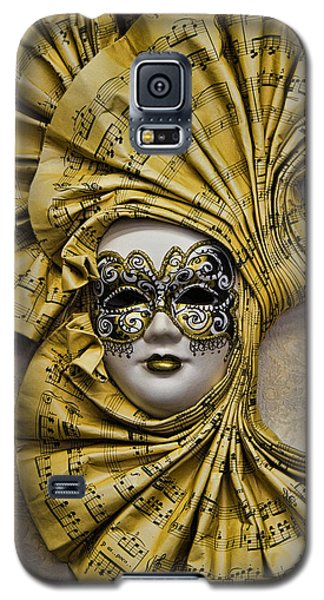 Venetian Carnaval Mask Galaxy S5 Case by David Smith