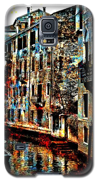 Venice In Grunge Galaxy S5 Case