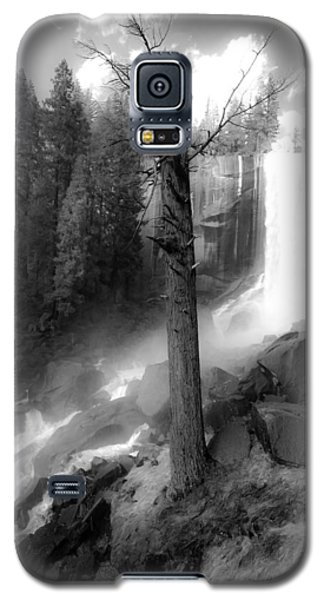 Vernal Waterfall Galaxy S5 Case