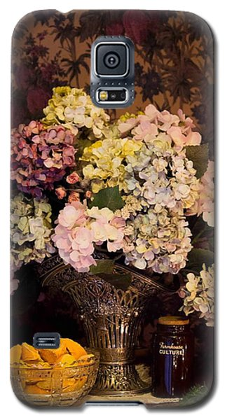 Victorian Christmas Galaxy S5 Case by Patricia Babbitt