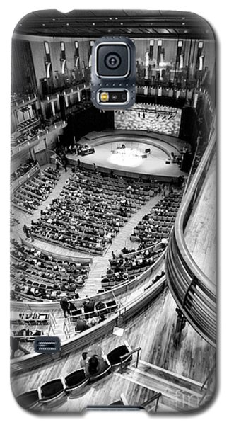 View From The Upper Balcony At Strathmore Music Center Galaxy S5 Case