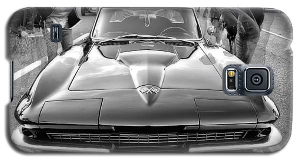 Vintage Corvette Galaxy S5 Case