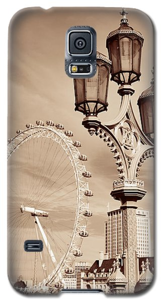 Vintage Lamp Post Galaxy S5 Case