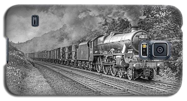 Vintage Steam Locomotive 45599 Galaxy S5 Case