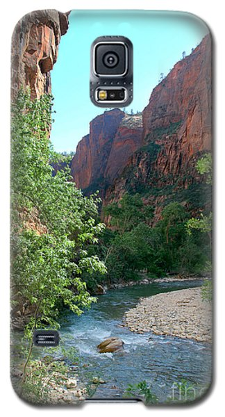 Virgin River Rapids Galaxy S5 Case