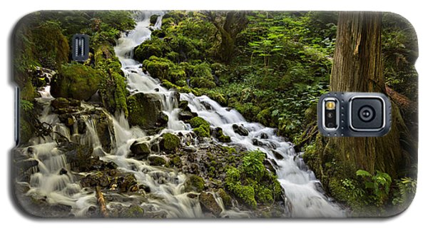 Wahkeena Creek Galaxy S5 Case