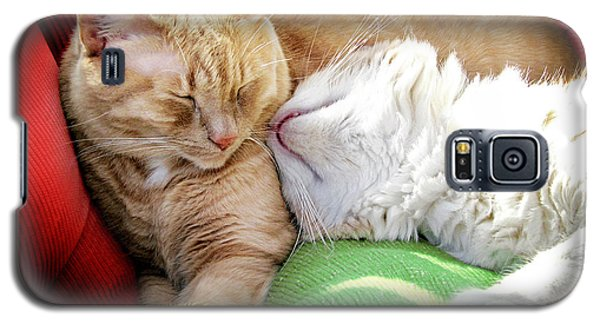 Warmth And Love For The Holidays Galaxy S5 Case
