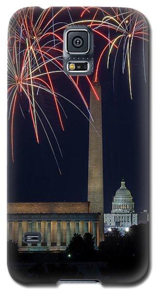 Washington Dc Fourth 3 Galaxy S5 Case