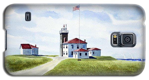 Watch Hill Ri Lighthouse Galaxy S5 Case