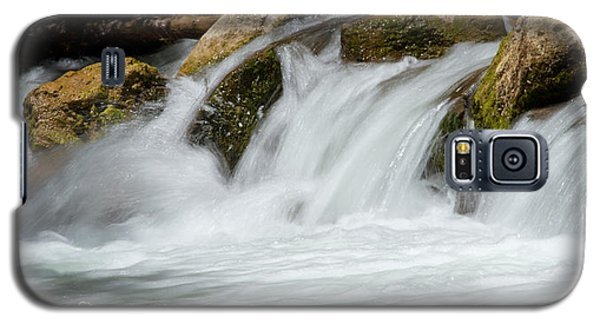 Waterfall - Zion National Park Galaxy S5 Case