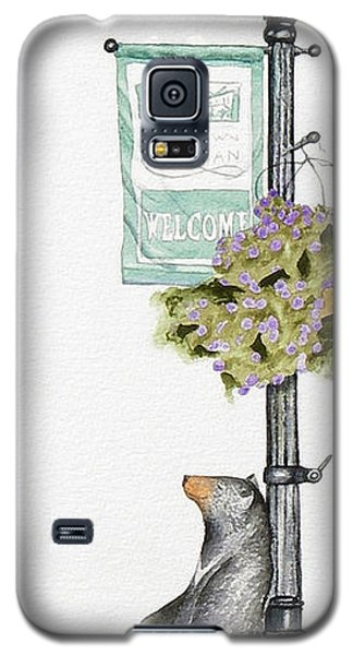 Welcome To Bozeman Galaxy S5 Case