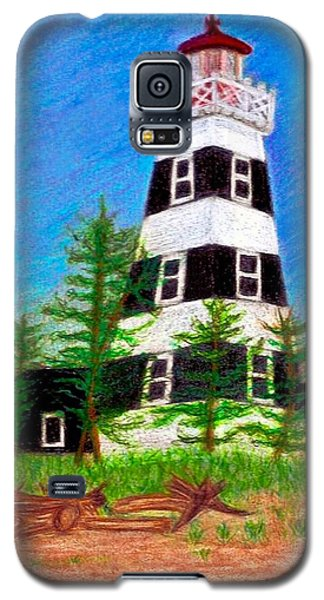 West Point Lighthouse Galaxy S5 Case